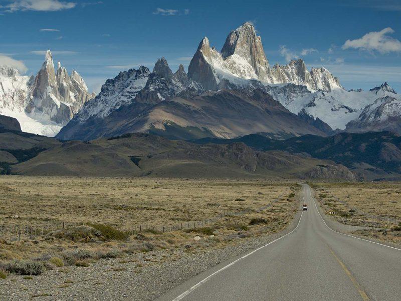 Radiosendung über Patagonien