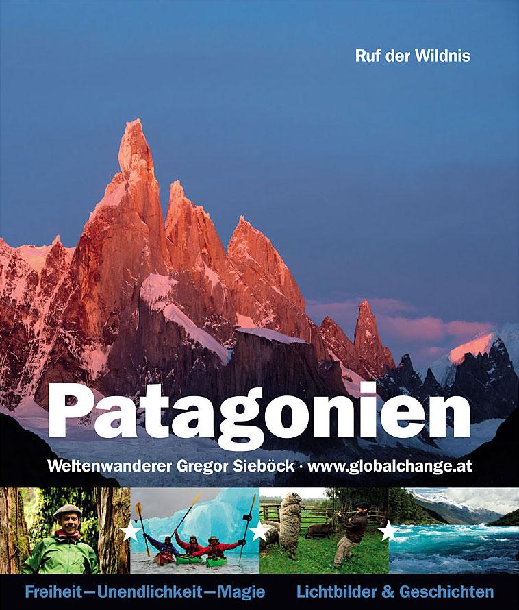 Vortrag Plakat PATAGONIEN – Der Ruf der Wildnis